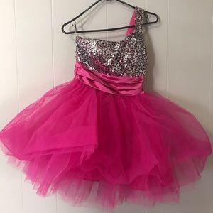 e84f622f5a865 Women s Trixxi Sequin Tulle Dress on Poshmark